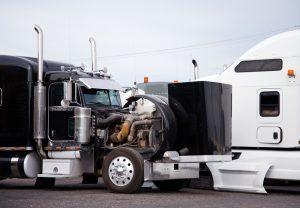 truck accident in california