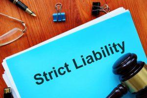 strict liability