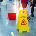 slip and fall in the mall